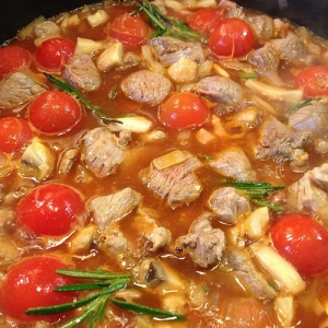 Typical Abruzzo Lamb Dish Photo Credit: Photo credit: Danny Nicholson / Foter / CC BY-ND