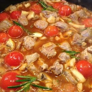 Typical Abruzzo Lamb Dish Photo Credit: Photo credit: Danny Nicholson / Foter / CC BY-ND