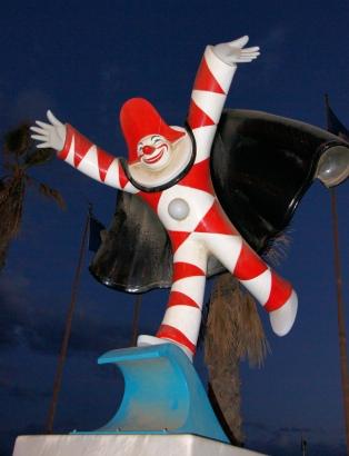 Burlamacco: Symbol of the Carnevale
