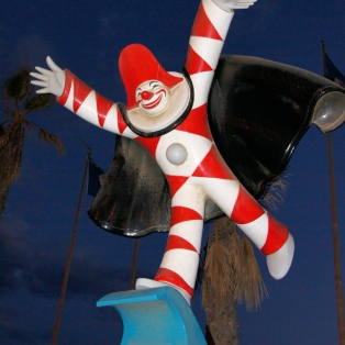Burlamacco: Symbol of the Carnevale