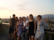 Fun with Friends - Piazzale Michelangelo