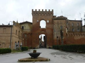 Entry to Walled Town of Buonconvento