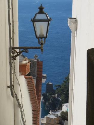 Positano Street View 1