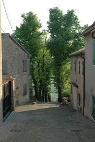 Street in Candelara