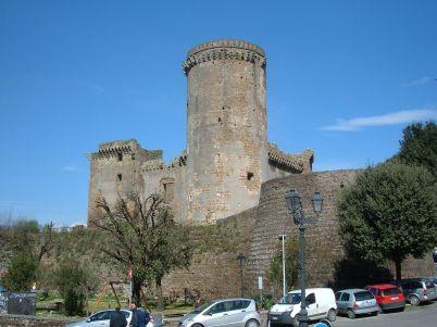 Borgia Castle Nepi